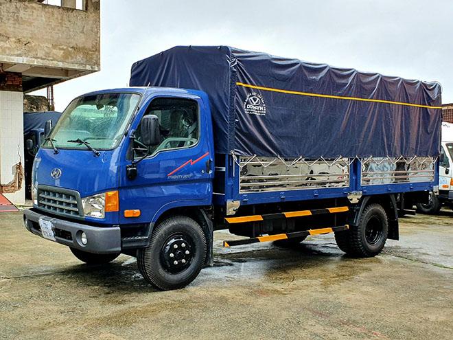 Cập nhật bảng giá xe tải Hyundai Thành Công TC Motor mới nhất - 4