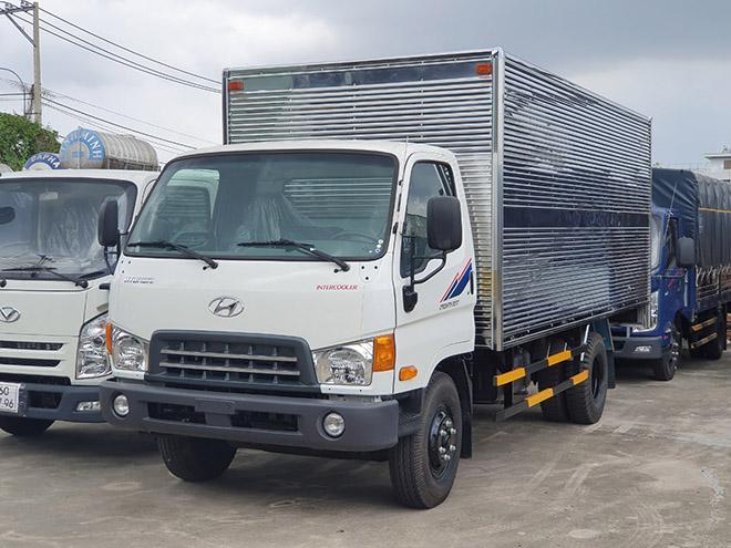 Cập nhật bảng giá xe tải Hyundai Thành Công TC Motor mới nhất - 6