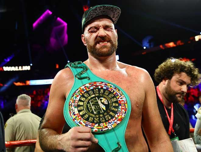Tin thể thao HOT 6/11: Chủ tịch UFC cảnh báo Tyson Fury