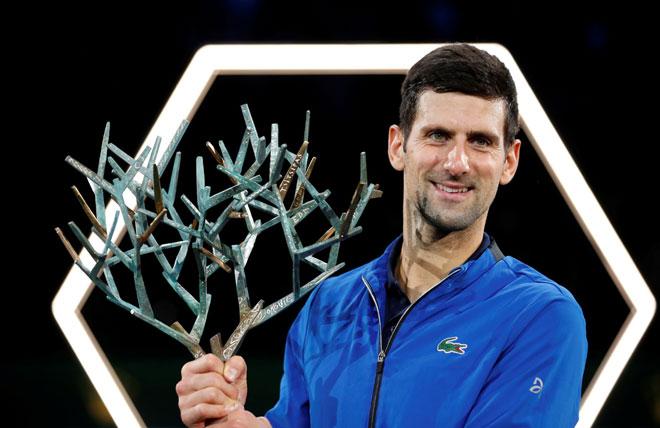 Djokovic săn ngai vàng ATP Finals: Vượt mặt Nadal-Federer, giữ ngôi số 1 thế giới