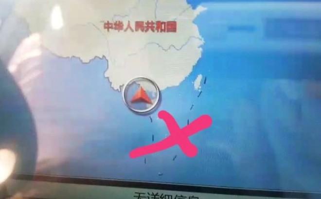 Hải quan cảng Đình Vũ phát hiện 7 ô tô Trung Quốc có bản đồ
