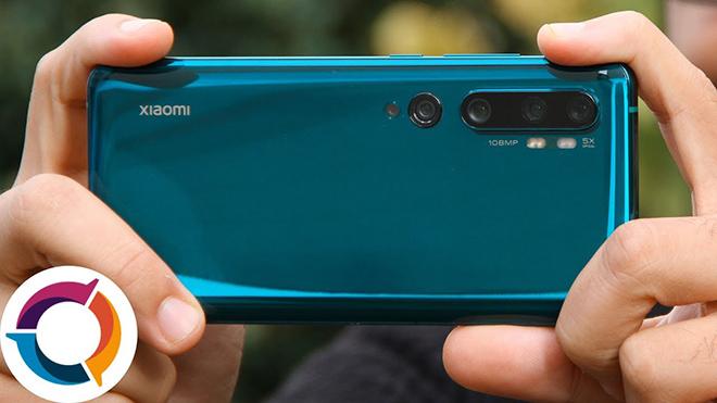 Xiaomi Mi CC9 Pro vừa ra mắt đã trở thành smartphone chụp ảnh tốt nhất thế giới - 1