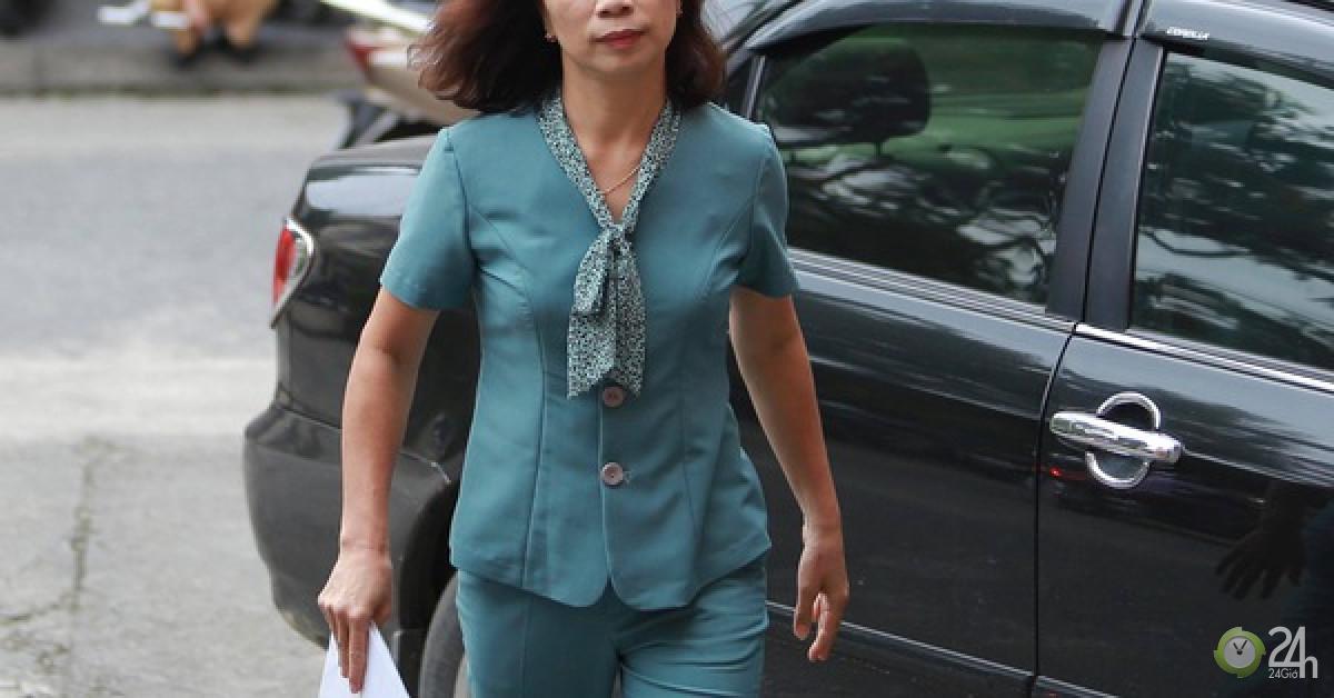 Gian lận thi cử ở Hà Giang: Bà Triệu Thị Chính kháng cáo với lý do không có tội, bị oan - Tin tức 24h