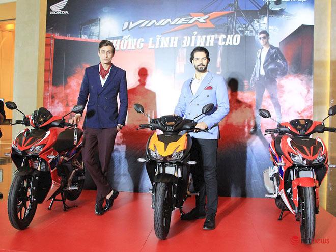 Honda Việt Nam bất ngờ tung thêm 2 phiên bản Winner X mới, quyết giành thị phần của Yamaha Exciter - 1