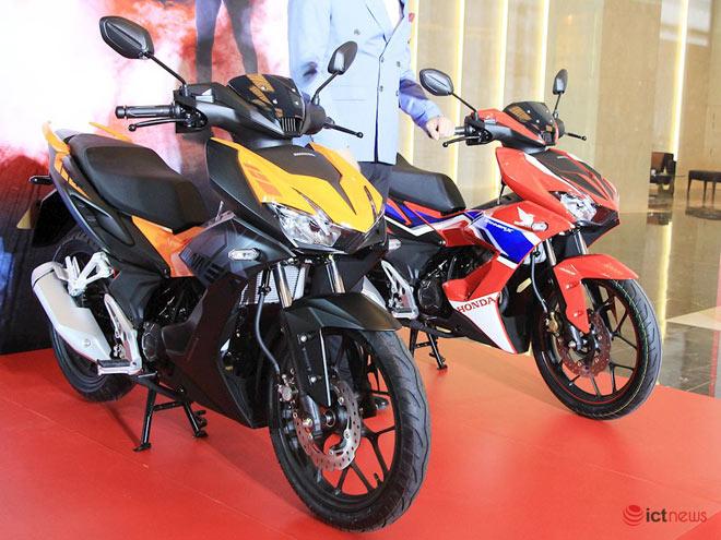 Honda Việt Nam bất ngờ tung thêm 2 phiên bản Winner X mới, quyết giành thị phần của Yamaha Exciter - 2