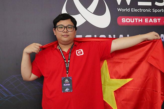 Vận động viên eSports Việt Nam vô địch giải Thể thao điện tử Đông Nam Á - 1