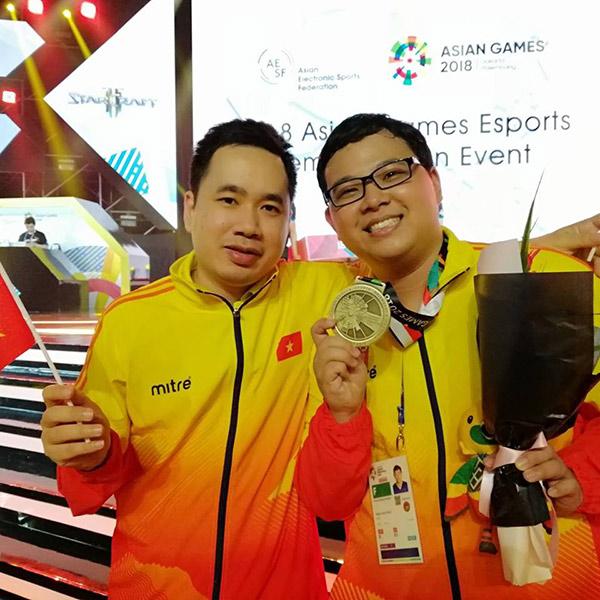 Vận động viên eSports Việt Nam vô địch giải Thể thao điện tử Đông Nam Á - 3