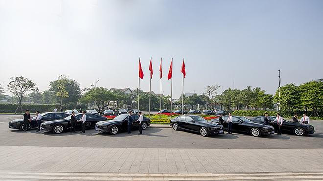 VinFast tài trợ xe di chuyển cho Hội nghị ASEAN 2020 - 3