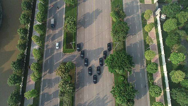 VinFast tài trợ xe di chuyển cho Hội nghị ASEAN 2020 - 4