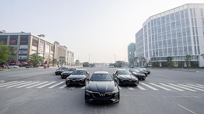 VinFast tài trợ xe di chuyển cho Hội nghị ASEAN 2020