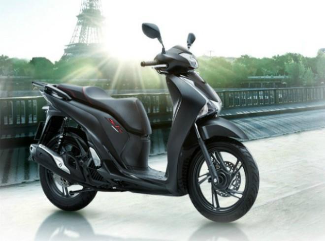 Bảng giá 2020 Honda SH mới nhất, tăng hơn 6 triệu so với SH cũ - 2