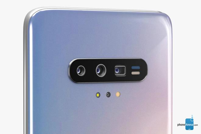 """Cụm camera của Galaxy S11 sẽ đè bẹp tất cả các """"đối thủ"""" - 1"""