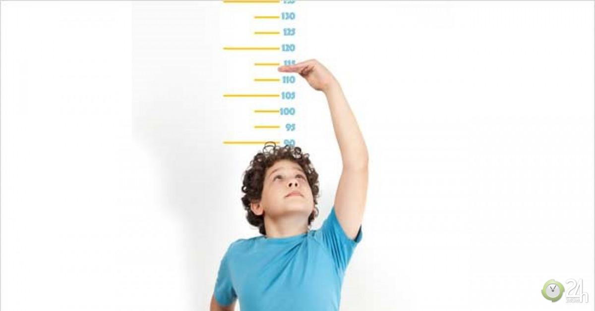 Cho con uống nhiều sữa và canxi là trẻ sẽ phát triển chiều cao?-Sức khỏe đời sống
