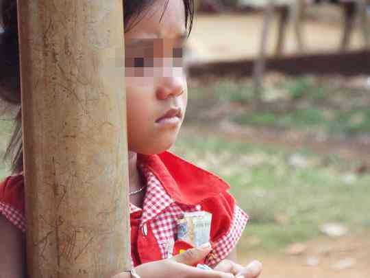 Loạt ảnh đặc tả cảnh trẻ thơ bị đày đọa công khai ở TP HCM - 9