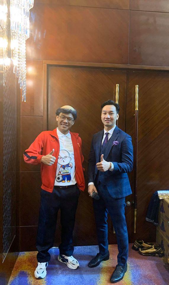 HLV Park vừa ký hợp đồng lương 50.000 USD/tháng, sao Việt liền nhắc về giấc mơ lạ - 4