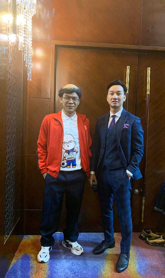 HLV Park vừa ký hợp đồng lương 50.000 USD/tháng, sao Việt liền nhắc về giấc mơ lạ - 3