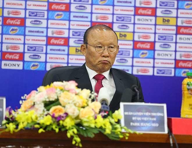 HLV Park vừa ký hợp đồng lương 50.000 USD/tháng, sao Việt liền nhắc về giấc mơ lạ - 1