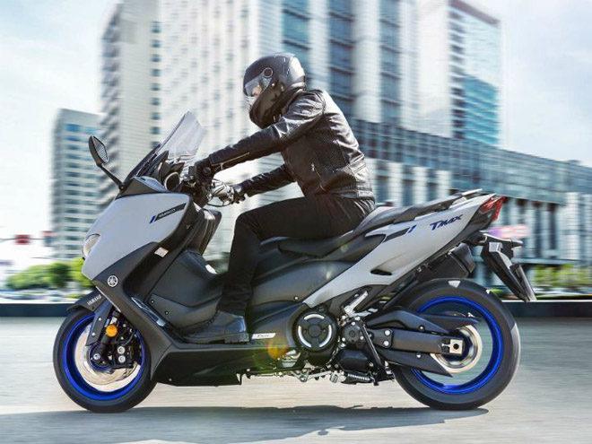 """2020 Yamaha Tmax hoàn toàn mới ra mắt, sở hữu động cơ """"khủng"""" - 2"""