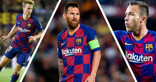 Barca trước ngã tư đường: Chia tay sớm với Messi lại là điều tốt? - 2
