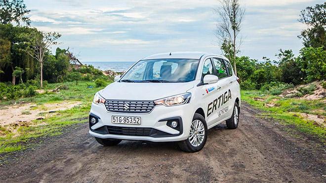 Global NCAP chỉ đánh giá 3 sao cho thế hệ mới của Suzuki Ertiga - 1