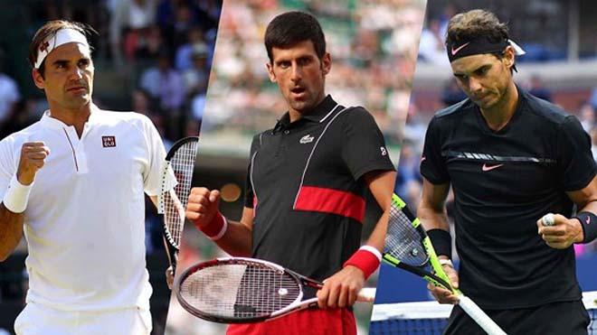 "Tin thể thao HOT 8/11: ""Thời của Federer - Nadal - Djokovic sắp hết"""