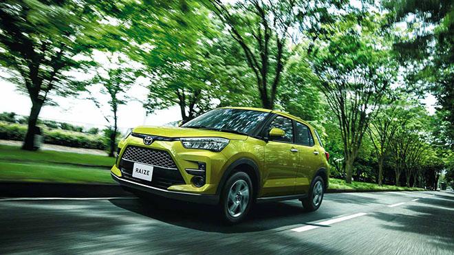 Toyota Raize 2020 chính thức ra mắt, đối trọng của Ford EcoSport - 4