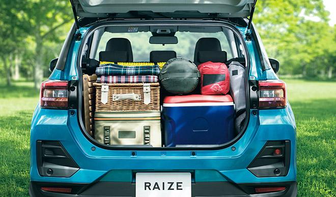 Toyota Raize 2020 chính thức ra mắt, đối trọng của Ford EcoSport - 3