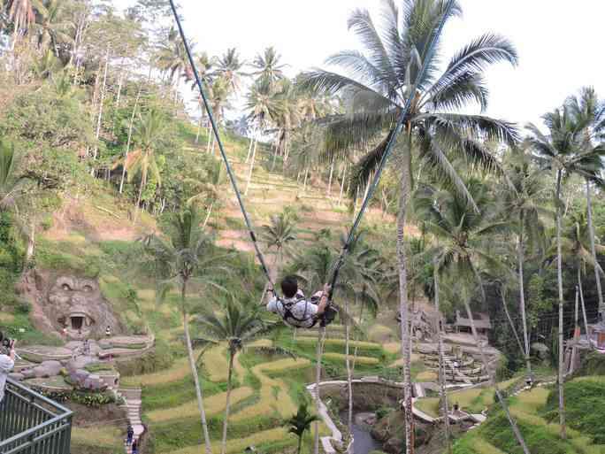 """Đến Bali, đu đưa với """"tử thần"""" - 1"""