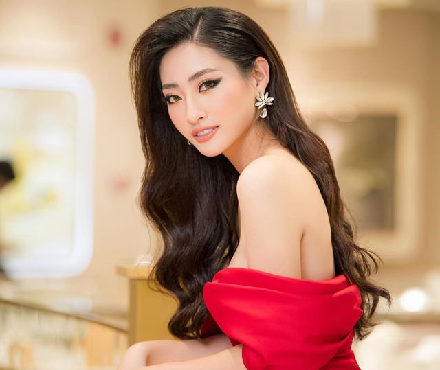 Hoa hậu 10X Lương Thùy Linh lộ ảnh khỏa thân gây sốc: Sự thật ngã ngửa - 5