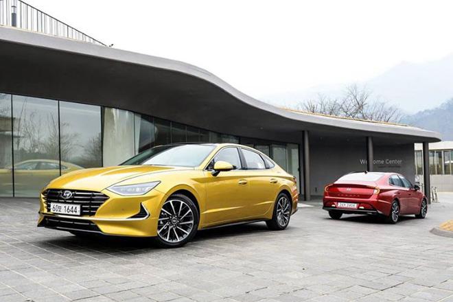 Hyundai Sonata 2020 đủ lực cạnh tranh Mazda6 và Toyota Camry - 13
