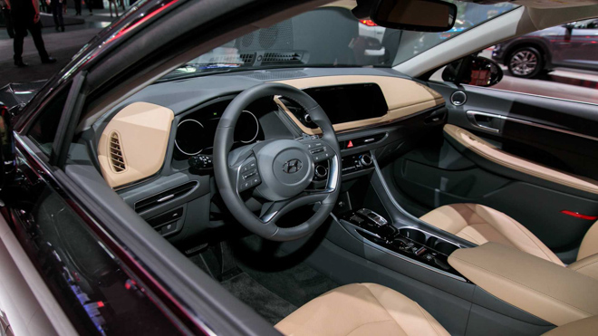 Hyundai Sonata 2020 đủ lực cạnh tranh Mazda6 và Toyota Camry - 7