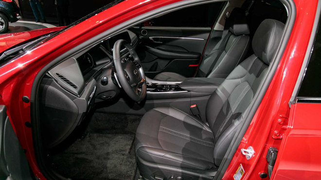 Hyundai Sonata 2020 đủ lực cạnh tranh Mazda6 và Toyota Camry - 8