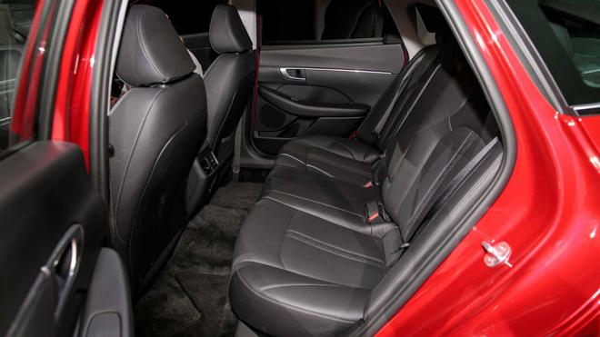 Hyundai Sonata 2020 đủ lực cạnh tranh Mazda6 và Toyota Camry - 9