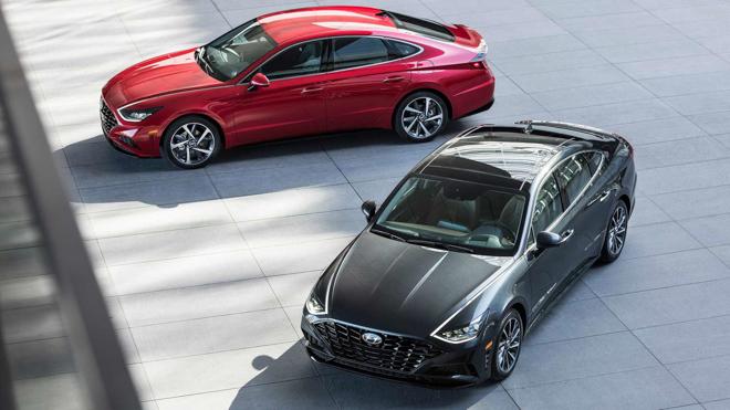 Hyundai Sonata 2020 đủ lực cạnh tranh Mazda6 và Toyota Camry - 11