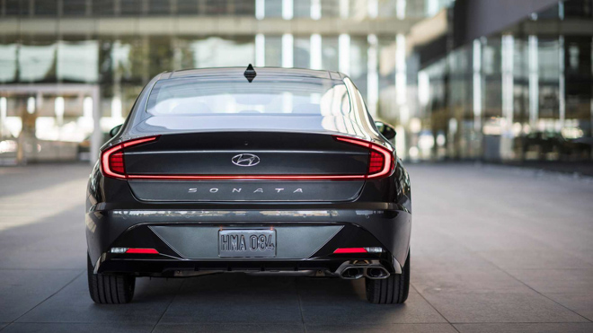 Hyundai Sonata 2020 đủ lực cạnh tranh Mazda6 và Toyota Camry - 12
