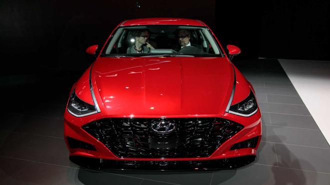 Hyundai Sonata 2020 đủ lực cạnh tranh Mazda6 và Toyota Camry - 3