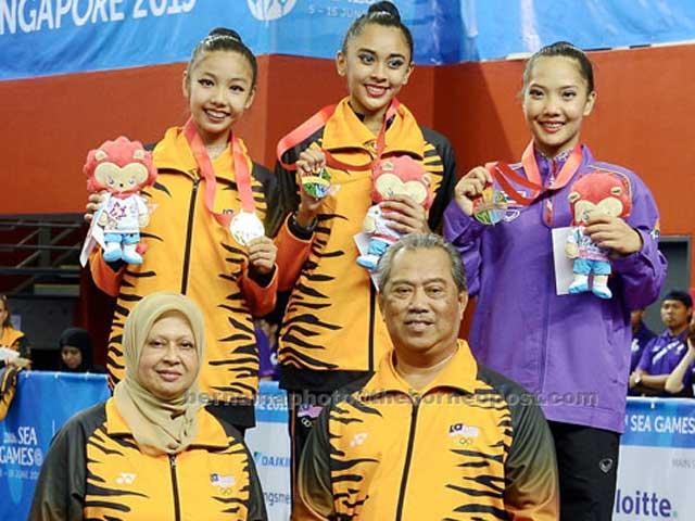 Thể thao Việt Nam cẩn trọng đua top 3 SEA Games: Malaysia mơ đoạt 70 HCV