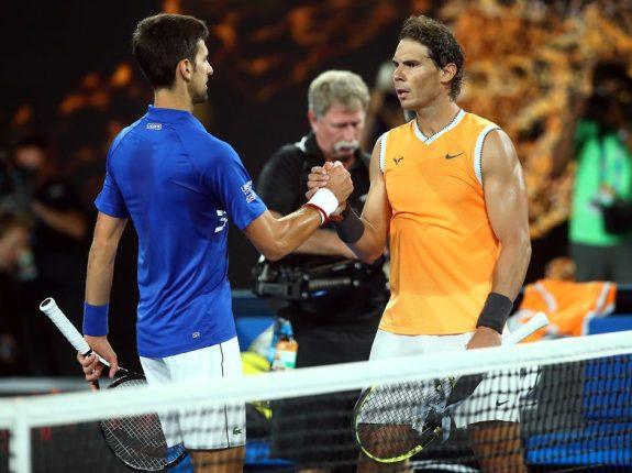 Đại chiến Djokovic - Nadal ở ATP Finals: