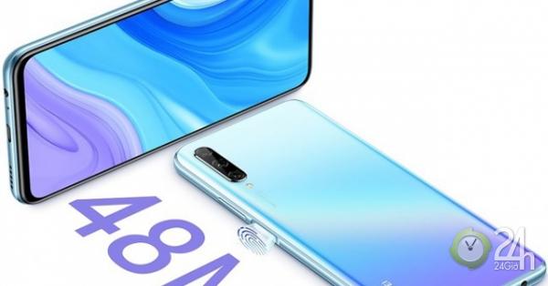 Trình làng Huawei Y9s đẹp tựa P30 Pro nhưng giá tầm trung-Thời trang Hi-tech