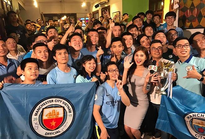 MC xinh đẹp Thu Hoài dự đoán nhà vô địch ngoại hạng Anh mùa 2019/2020 - 2