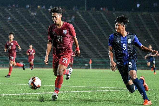 Địa chấn U19 châu Á: Thái Lan thua sốc Campuchia, Việt Nam sáng cửa đi tiếp? - 1
