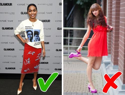 7 bí quyết thời trang giúp phái đẹp trông thanh lịch hơn - 5