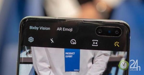 Galaxy S10 5G sẽ có tính năng mở khóa như iPhone-Thời trang Hi-tech