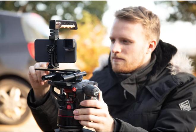 """Khả năng quay video của iPhone 11 Pro """"đánh bại"""" cả máy quay chuyên nghiệp - 2"""