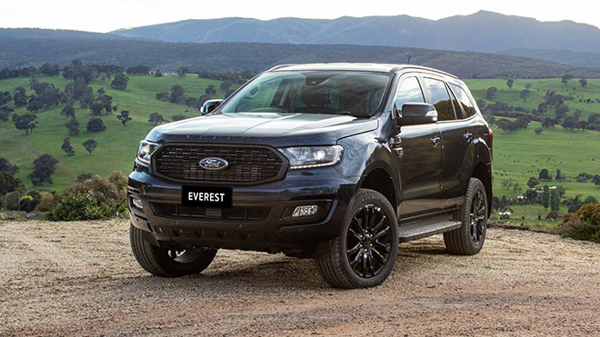 Ford Everest Sport 2020 trình làng, thêm tùy chọn màu sơn ngoại thất - 3