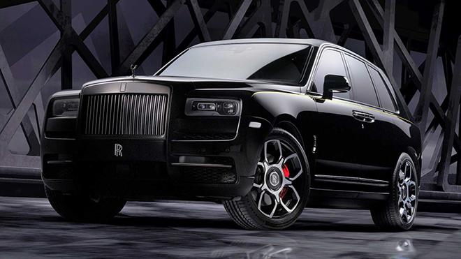 Rolls-Royce vén màn siêu phẩm Cullinan Black Badge, giá từ 382.000 USD - 1