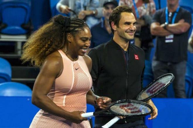 Tennis 24/7: Federer được Serena coi là thần tượng thách thức thời gian