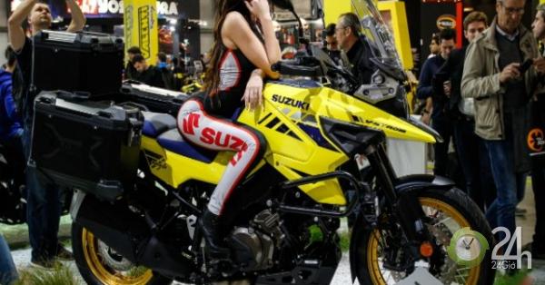 2020 Suzuki V-Strom 1050 và 1050XT ra mắt, khuynh đảo xe cỡ lớn