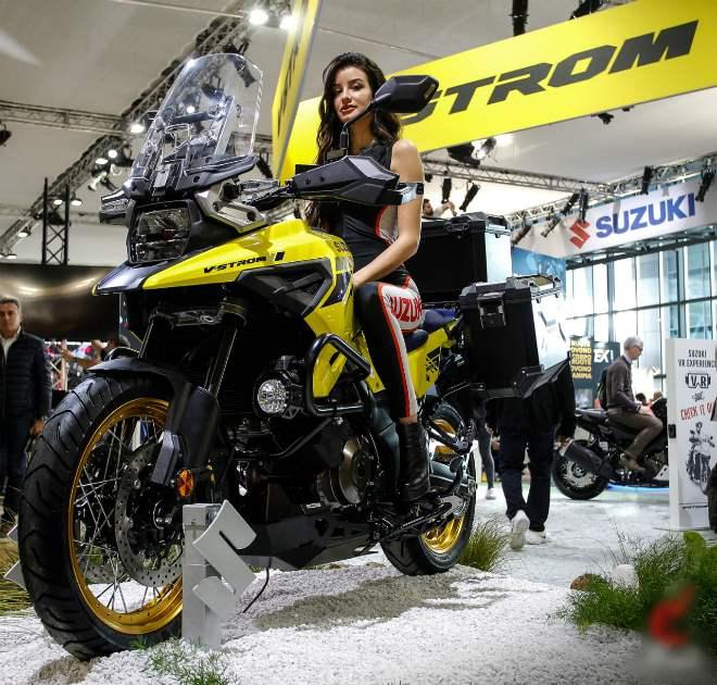 2020 Suzuki V-Strom 1050 và 1050XT ra mắt, khuynh đảo xe cỡ lớn - 2