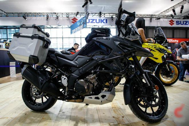 2020 Suzuki V-Strom 1050 và 1050XT ra mắt, khuynh đảo xe cỡ lớn - 3